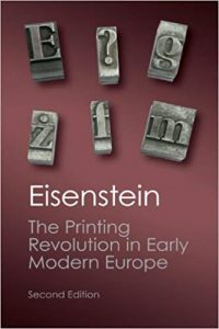 The Printing Revolution in Early Modern Europe cover