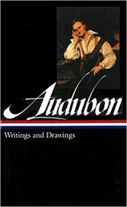 John James Audubon: Writings and Drawings cover