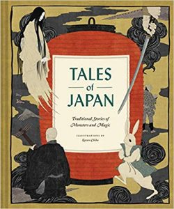 Tales of Japan: Traditional Stories of Monsters and Magic cover