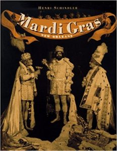 Mardi Gras New Orleans cover