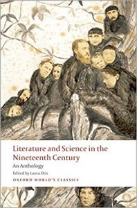 Literature and Science in the Nineteenth Century An Anthology cover