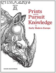 Prints and the Pursuit of Knowledge in Early Modern Europe cover