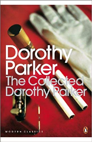 The Collected Dorothy Parker cover