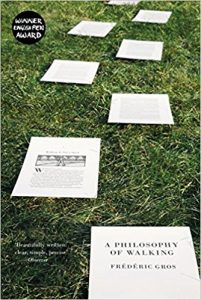 A Philosophy of Walking cover