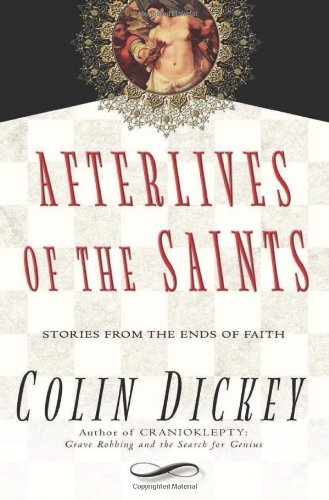 Afterlives of the   Saints cover
