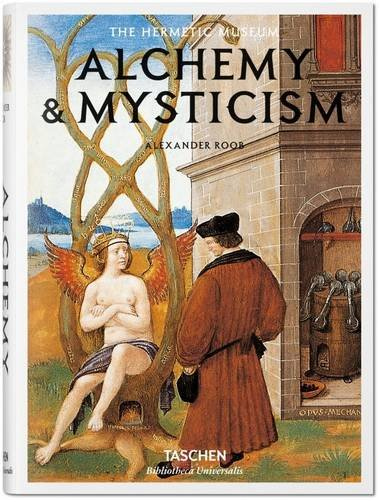 Alchemy &   Mysticism cover