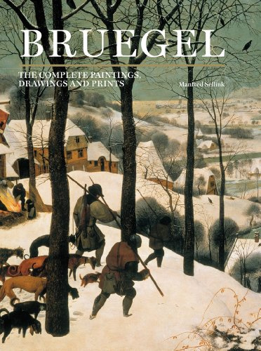 Bruegel: The   Complete Paintings, Drawings and Prints cover