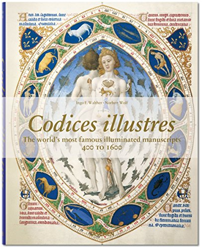 Codices illustres:   The world's most famous illuminated manuscripts cover