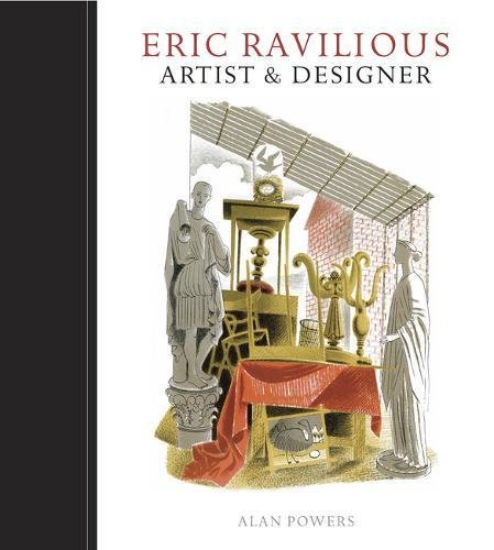 Eric Ravilious: Artist and Designer cover
