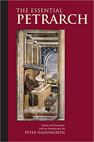 The Essential Petrarch cover