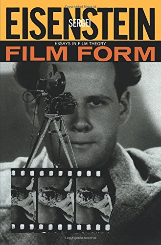 Film Form: Essays in Film Theory cover
