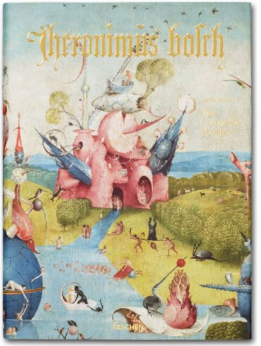 Hieronymus Bosch.   The Complete Works cover