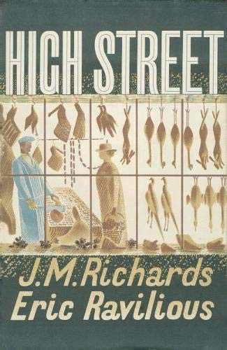 High Street: A Facsimile Edition cover