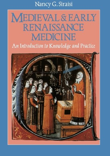 Medieval and Early Renaissance Medicine cover