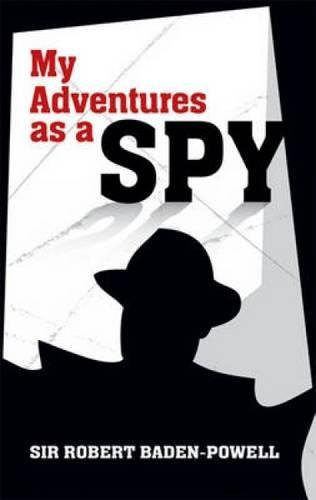 My Adventures as a Spy cover