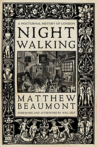 Nightwalking: A Nocturnal History of London cover