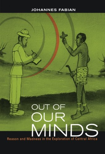 Out of Our Minds: Reason and Madness in the Exploration of Central Africa  cover