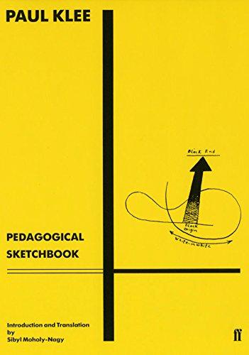 Pedagogical   Sketchbook cover