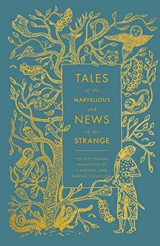 Tales of the   Marvellous and News of the Strange cover
