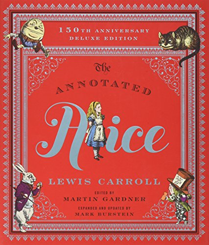 The Annotated Alice: 150th Anniversary Deluxe Edition cover