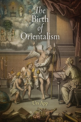 The Birth of Orientalism cover