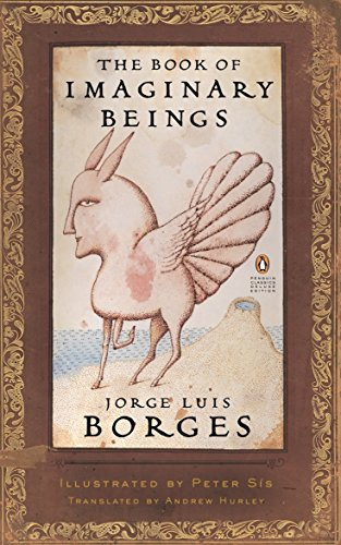 The Book of Imaginary Beings cover
