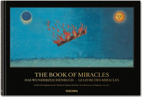 The Book of   Miracles cover