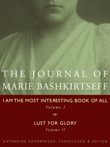 The Journal of Marie Bashkirtseff cover