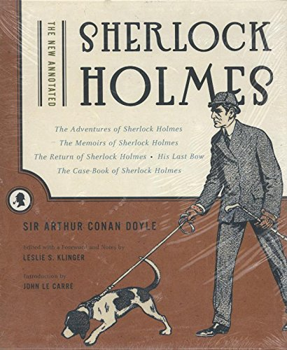 The New Annotated Sherlock Holmes: The Complete Short Stories cover