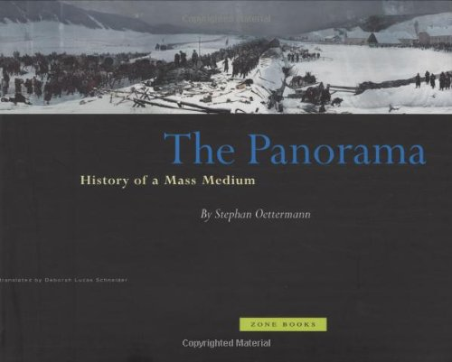 The Panorama: History of a Mass Medium cover