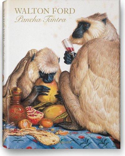 Walton Ford:   Pancha Tantra cover