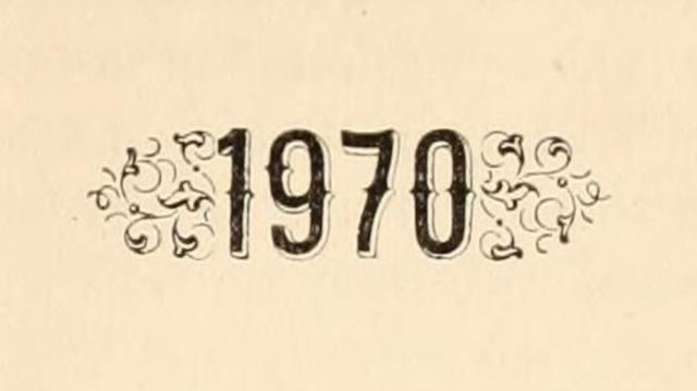 1970: A Vision of the Coming Age (1870)