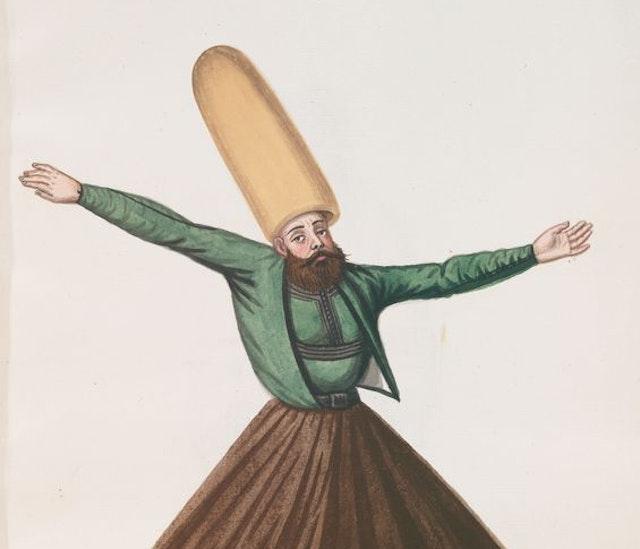 19th-Century Album of Ottoman Fashion