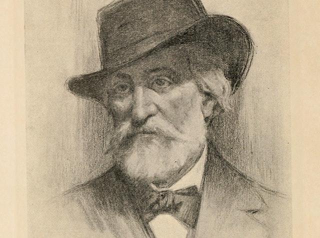 A Pamphlet on Verdi (1901)