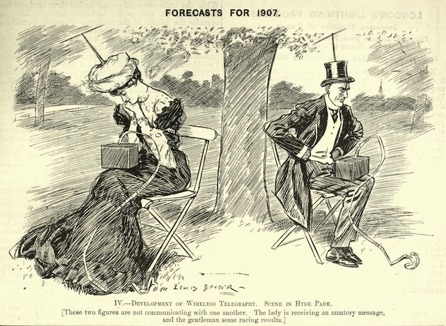 A Vision of Isolating Technology from 1906