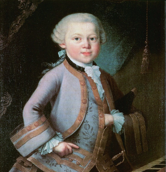 Account of a Very Remarkable Young Musician (1769)