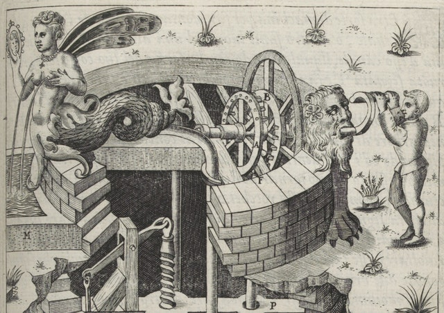 Agostino Ramelli's Theatre of Machines (1588)
