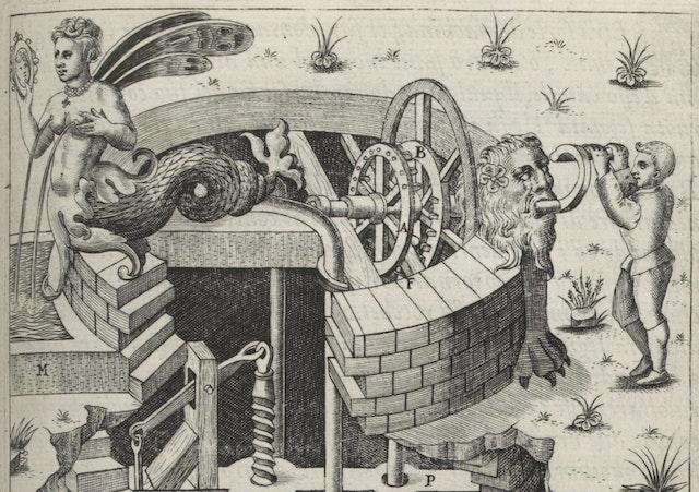 Agostino Ramelli's Theatre of Machines (1588)