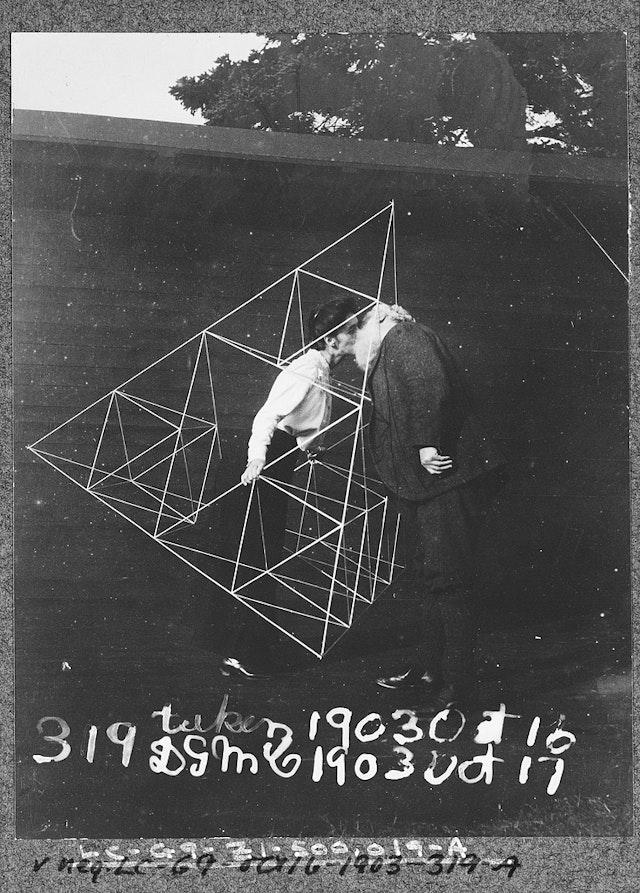 Alexander Graham Bell's Tetrahedral Kites (1903–9)