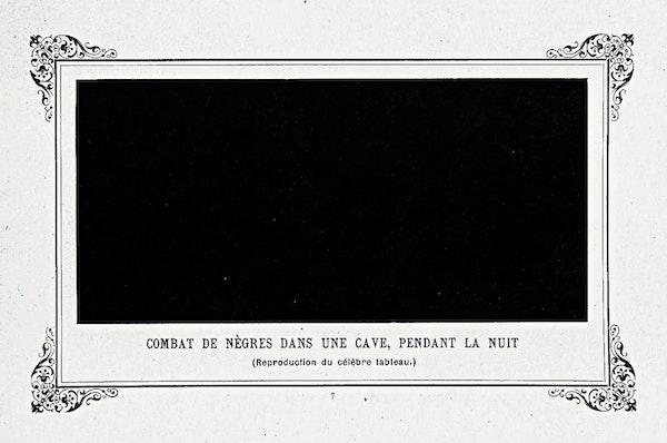 monochrome from Allais' album