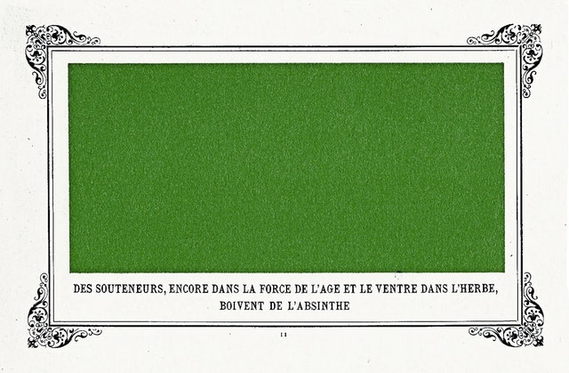 Figure/Ground: Alphonse Allais' *April Fools Album* (1897)