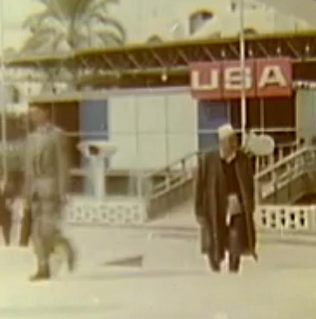 American Day in Tripoli, Libya (1962)