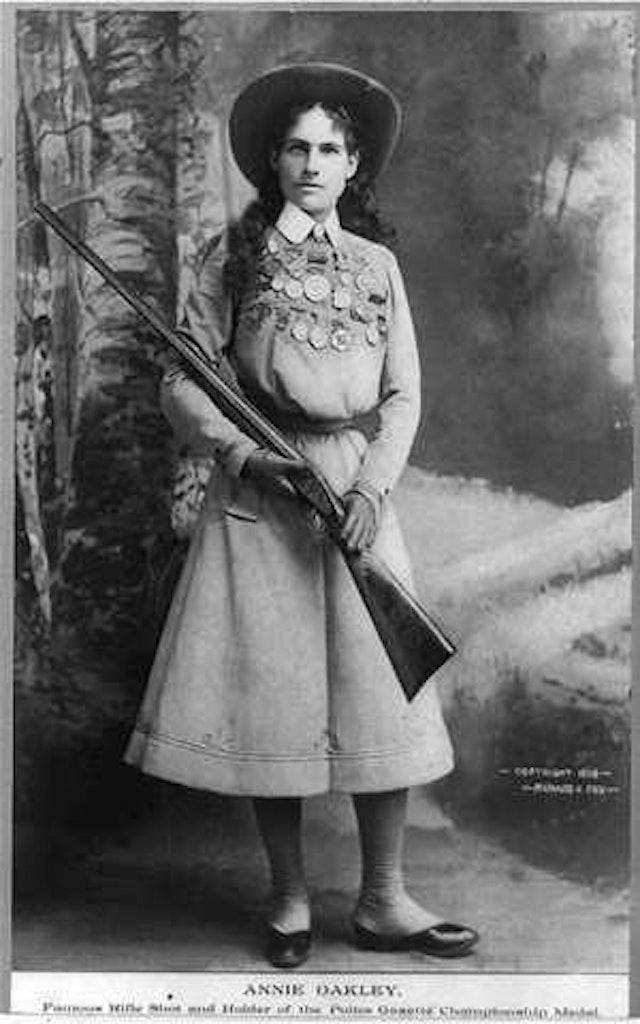 Annie Oakley (1894)