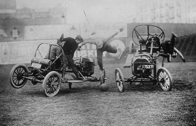 Auto Polo (ca.1911)