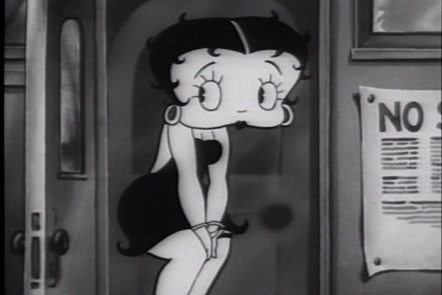 Betty Boop: Minnie The Moocher (1932)