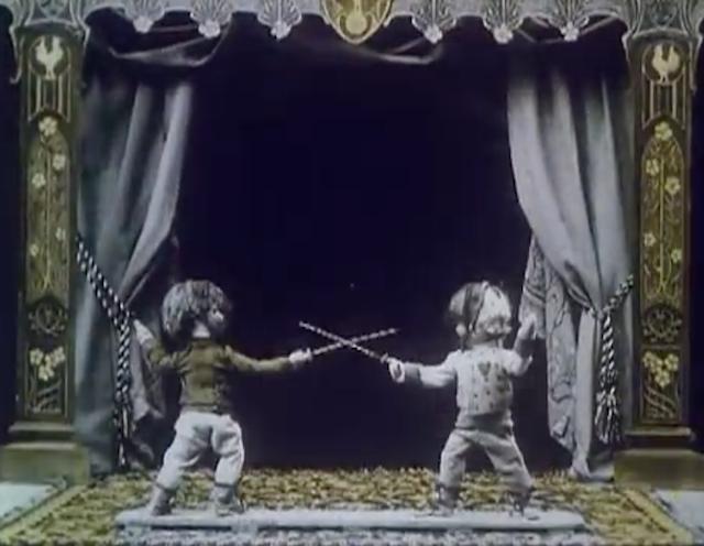 Bob's Electrical Theatre (1906)