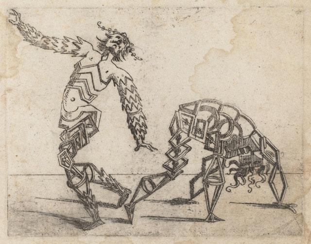 Bracelli's Bizzarie di Varie Figure (1624)