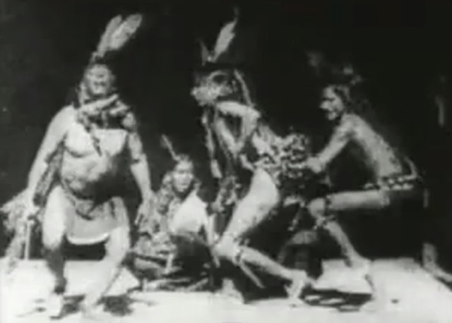 Buffalo Dance (1894)
