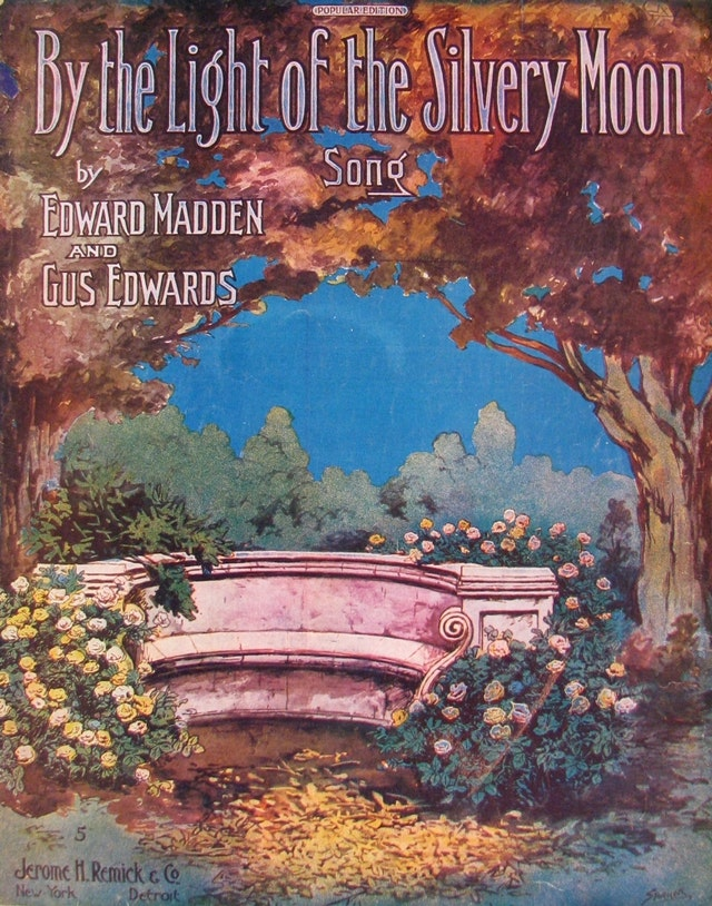 By the Light of the Silvery Moon (1909)