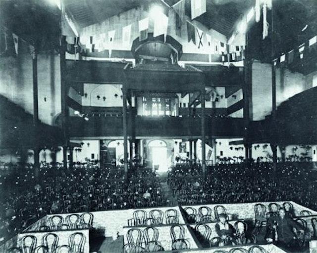 Cantonese Opera - White Hibiscus at Night (1920)